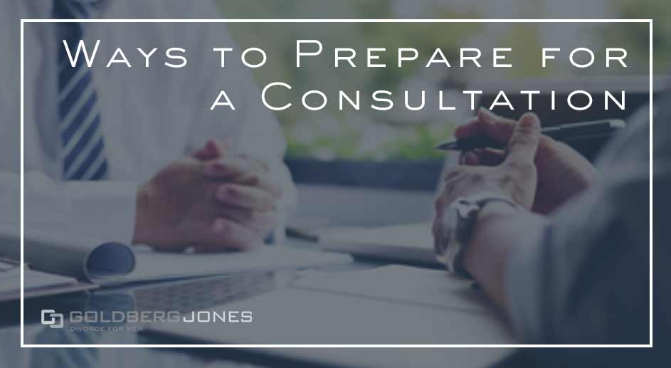 what to do before your consult