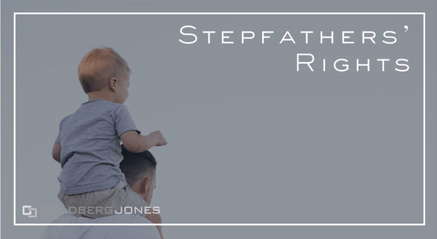 stepfather and child