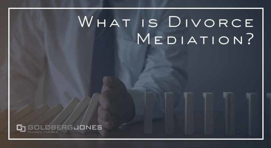 how does mediation work during divorce