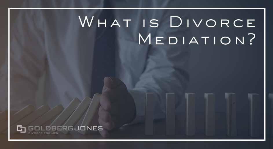 how does mediation work during divorce