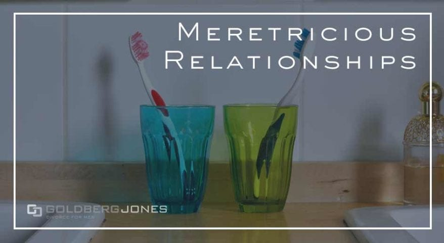 what is a meretricious relationship