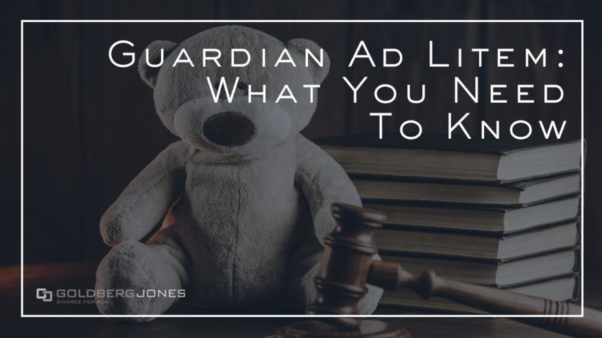 why is a guardian ad litem appointed
