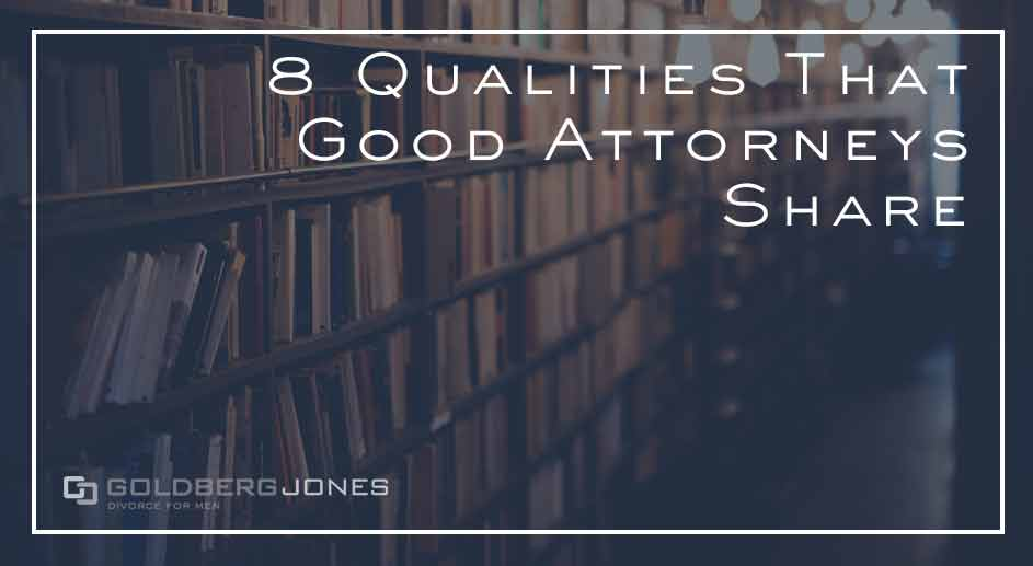 common traits in a good lawyer