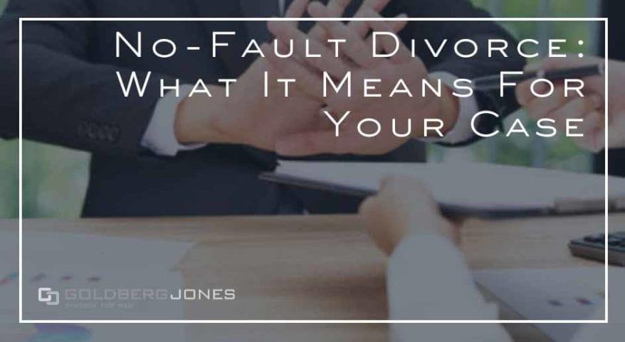 washington state no fault divorce