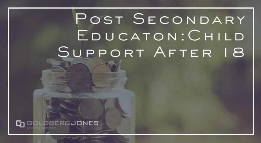post secondary support