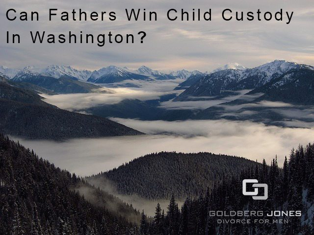 child custody info for dads