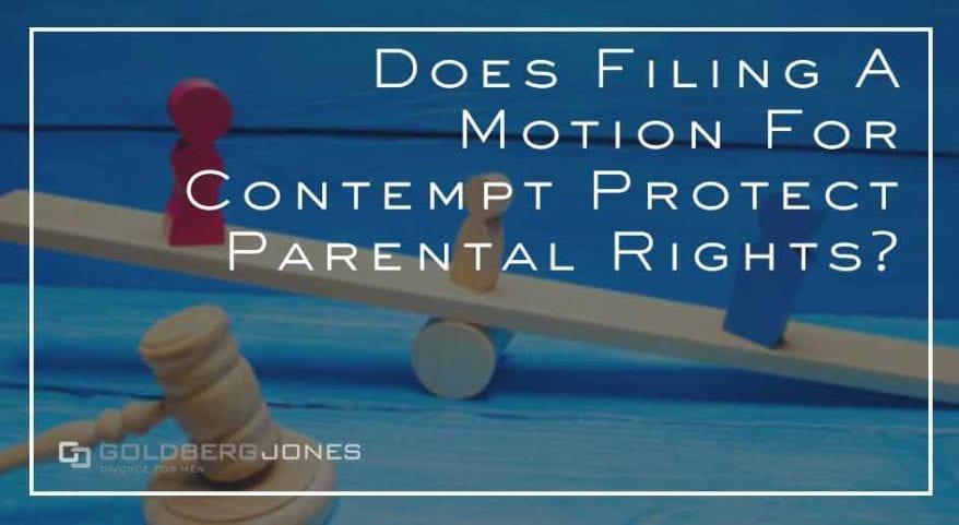 what is contempt