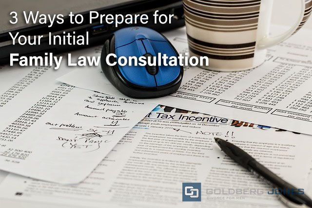 how to prepare for lawyer consultation