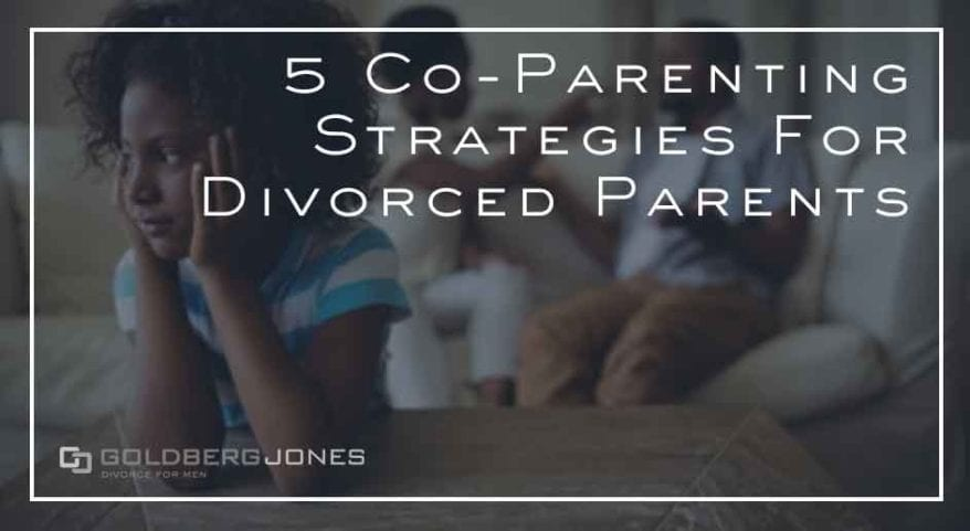 how to parent after divorce