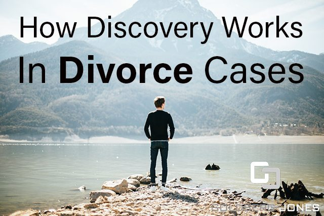 discovery divorce