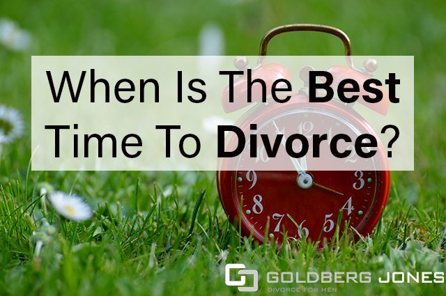 best time to divorce