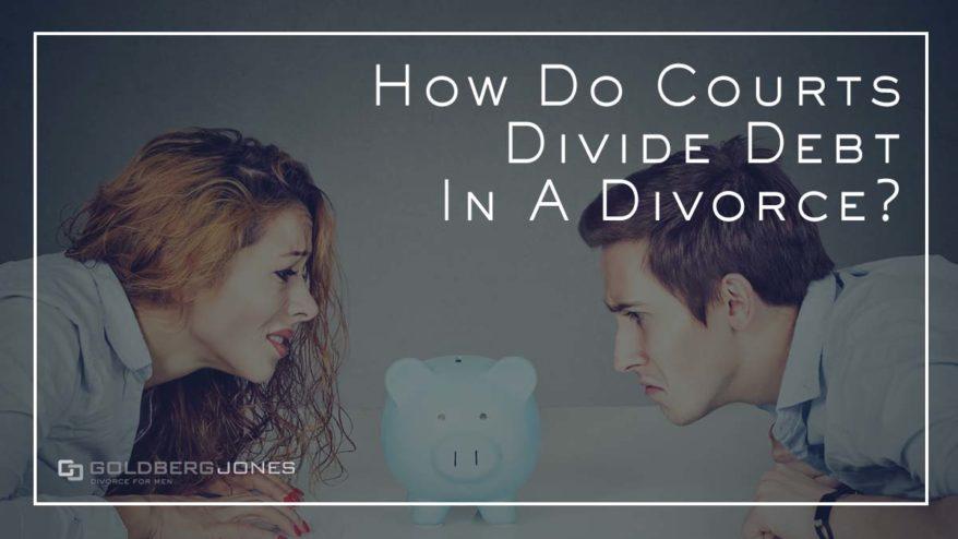 divide debt