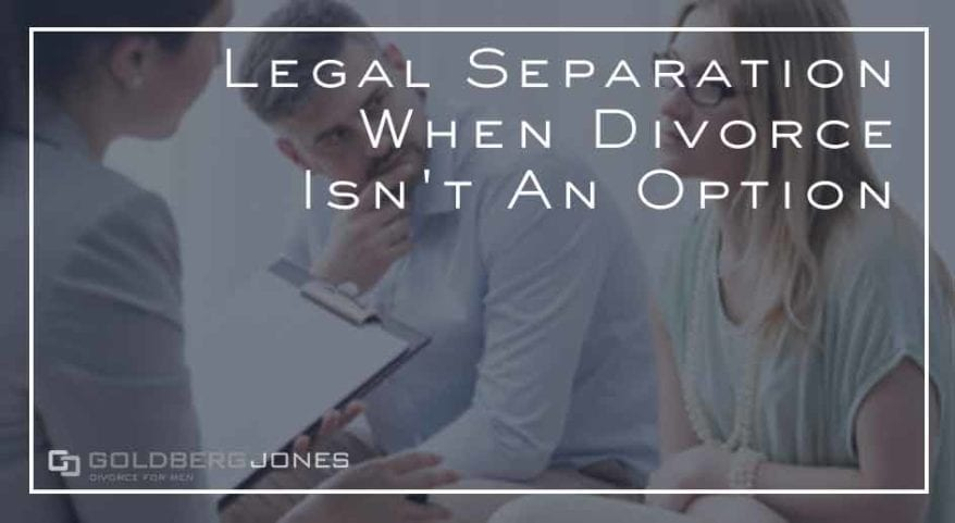 when would you separate over divorce