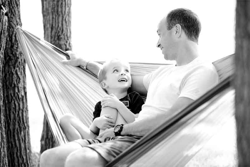 fathers' rights in divorce
