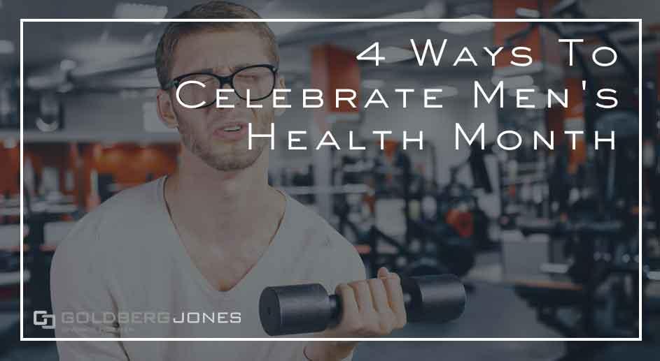 celebrating mens health