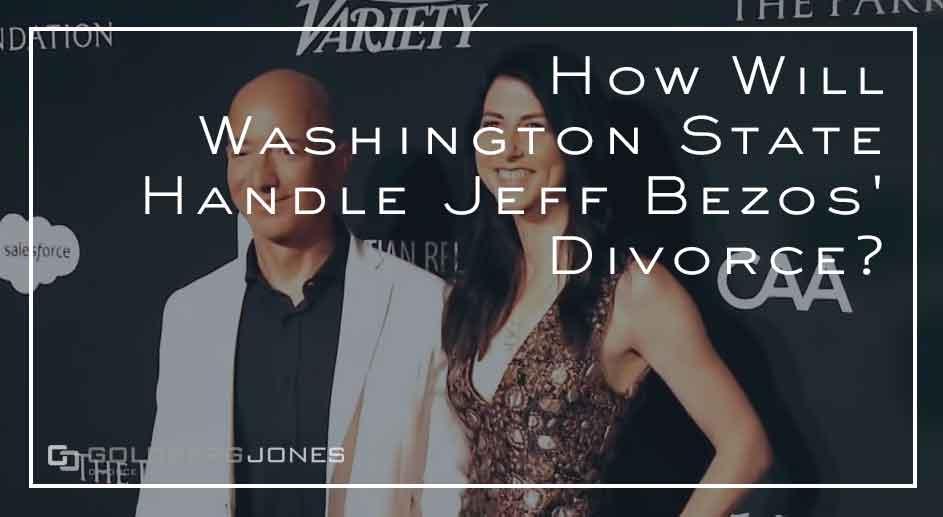 jeff and mackenzie bezos divorce