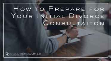 ways to prepare for divorce consult