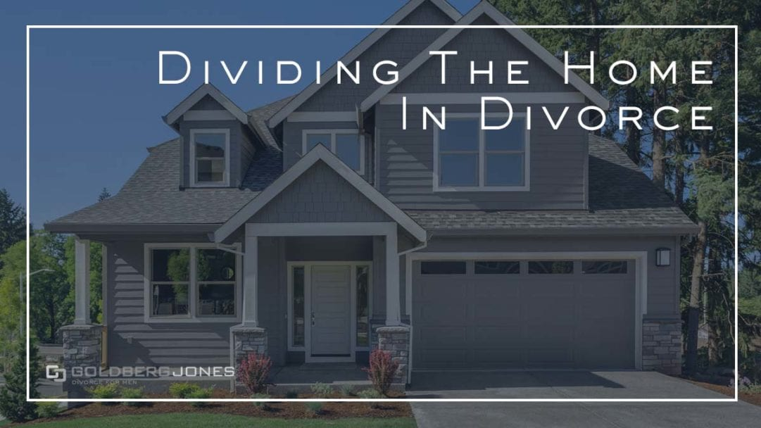 how is a house divided in divorce in seattle