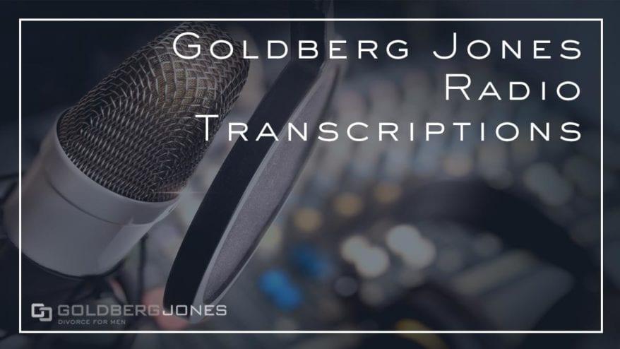 goldberg jones radio