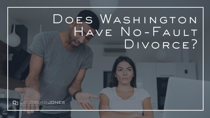 what is no-fault divorce