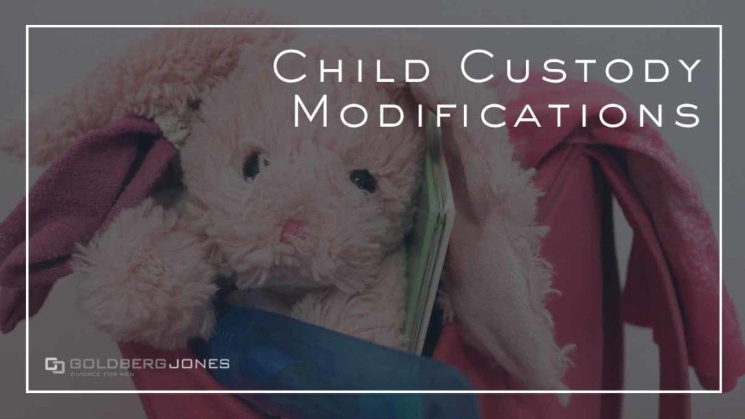 seattle child custody modifications