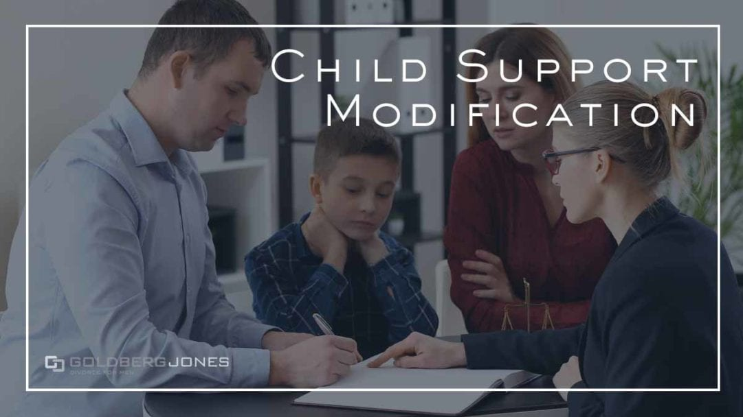 seattle child support modification