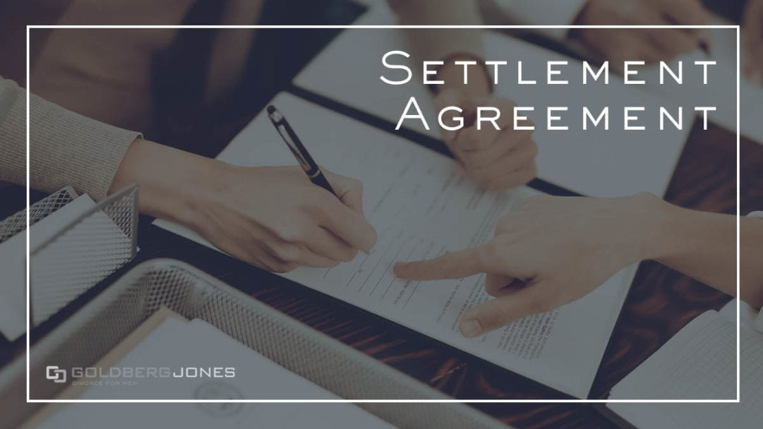 seattle divorce settlement agreement lawyers