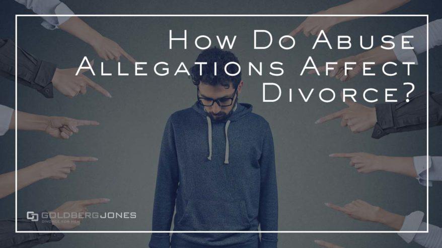 false abuse allegations