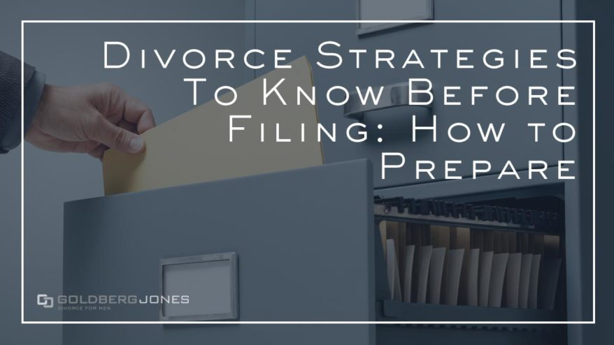 how to prepare for divorce