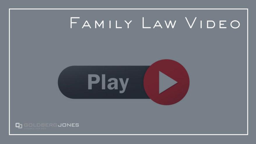 divorce for men video video